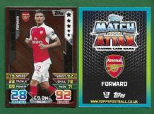 Arsenal Olivier Giroud France LE3 Bronze Limited Edition